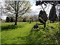 NZ0962 : Cemetery, Moor Road, Prudhoe by Andrew Curtis