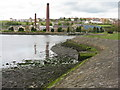 NT1382 : Derelict Mill at Inverkeithing by M J Richardson