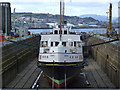 NS2975 : MV Balmoral and PS Waverley at Greenock : Week 18