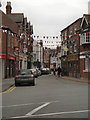 SJ7578 : Princess Street, Knutsford by David Dixon