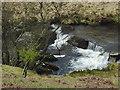 SN8453 : Waterfall on the Afon Irfon, Powys : Week 18