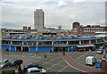 SP3378 : Coventry Market, Market Way, Coventry by Stephen Richards