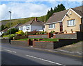 ST1388 : Bungalows, Abertridwr by John Grayson