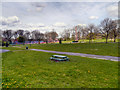 SD8402 : Crumpsall Park by David Dixon