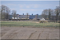 SP7309 : Roundhill Farm by Paul Roberts