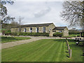 SE0753 : Village Hall, Bolton Abbey by Pauline Eccles