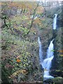 NY3804 : Waterfall at Stockghyll Force by Graham Robson