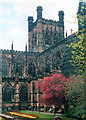 SJ4066 : Chester Cathedral by Roy Hughes
