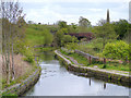 SD7506 : Manchester, Bolton and Bury Canal, Prestolee Aqueduct by David Dixon