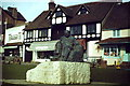 TQ4454 : Churchill Statue, Westerham by Colin Smith