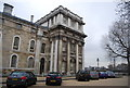 TQ3878 : Royal Naval College - Queen Anne's Quarter by N Chadwick