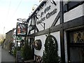 SK1583 : Cheshire Cheese Inn by Brian Frost