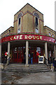 TQ3877 : Caf&eacute; Rouge, Greenwich by Ian Taylor