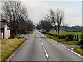 NY3068 : B7076 Roman Road, Stonybridge by David Dixon
