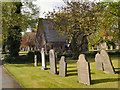 SD6602 : Atherton Cemetery by David Dixon