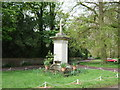 TL8871 : War Memorial, Great Livermere by JThomas