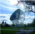 SJ7971 : Jodrell Bank by Anthony Parkes
