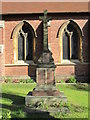 SE5602 : The War Memorial at Hexthorpe, Doncaster by Ian S