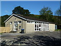 SK1285 : Edale village hall by Andrew Hill