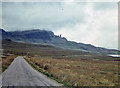 NG4950 : View towards the Storr by Nigel Brown