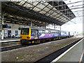 SE1416 : Huddersfield station:  3-car Pacer unit by Dr Neil Clifton
