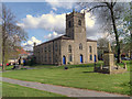 SD7528 : St James' Church Accrington. by David Dixon