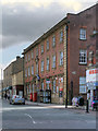 SD7628 : Accrington Post Office, Abbey Street by David Dixon