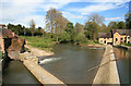 SO4876 : River Teme, Bromfield by Chris Allen