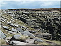 SK0888 : Approaching Kinder downfall by Andrew Hill