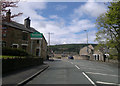 SD9803 : Welcome to Mossley: Welcome to Tameside by Steven Haslington