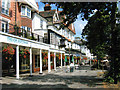 TQ5838 : The Pantiles, Royal Tunbridge Wells by Roy Hughes