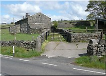 SE0021 : Lark Hall, Blackstone Edge Road by Humphrey Bolton
