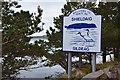 NG8153 : Welcome to Shieldaig by Jim Barton