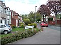 SP1584 : Salcombe Avenue, Birmingham 26 by Christine Johnstone