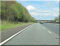 NY4347 : Intack Bridge M6 northbound by John Firth