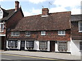 TQ4446 : No.46 and No.48 Edenbridge High Street by David Anstiss