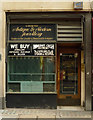 TQ3181 : Former jeweller's shop, Greville Street by Julian Osley