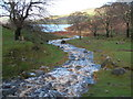 SE0103 : Chew Brook in full flow by John Topping