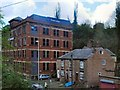 SJ9173 : Macclesfield Central Travelodge by David Dixon