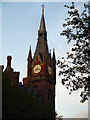 TQ3082 : Clock Tower at St Pancras by David Dixon