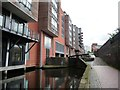SP0687 : Canalside, Islington Gates : Week 20