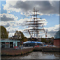 TQ3877 : Cutty Sark, Greenwich by David Dixon