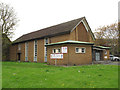 TQ3165 : Croydon parish church hall by Stephen Craven