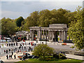 TQ2879 : Hyde Park Corner by David Dixon