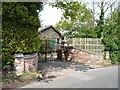 SJ7870 : Entrance to Hill Top Farm, Buckden Lane by Christine Johnstone