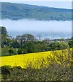 NX4252 : Inversion over Wigtown Bay by Andy Farrington
