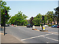 TQ3967 : Bromley:  A busy suburban cross-roads by Dr Neil Clifton