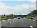 NY4351 : M6 south just south of junction 42 by John Firth