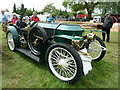 SX9891 : Devon County Show - 1908 Stanley steam car by Chris Allen