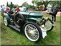 SX9891 : Devon County Show - 1908 Stanley steam car by Chris Allen